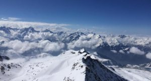 View from Pic Blanc. Copyright Gretta Schifano