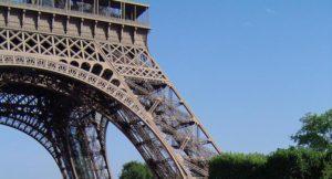 Eiffel Tower, Paris. Copyright Gretta Schifano