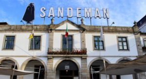 Sandeman Port House, Porto. Copyright Gretta Schifano.JPG