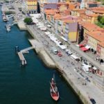View from Dom Luis Bridge, Porto. Copyright Gretta Schifano