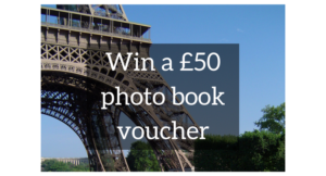 Win a £50 photo book voucher with CEWE Photoworld and Mums do travel
