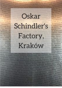 Oskar Schindler's Factory, Kraków, Poland