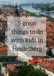 5 great things to do in Heidelberg, Germany, with kids