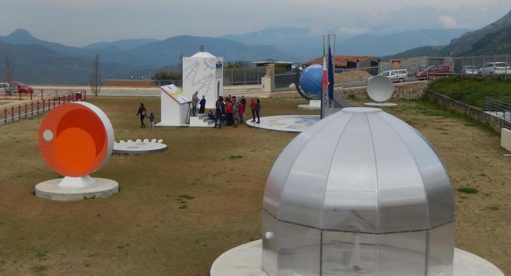 Astronomy Park, Isnello. Copyright Lorenza Bacino