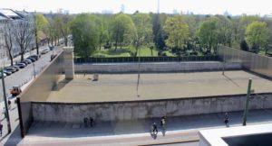 Berlin Wall Memorial. Copyright Gretta Schifano