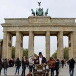 Brandenburg Gate, Berlin. Copyright Gretta Schifano