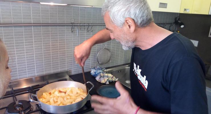 Nino Quartana, Cefalù. Copyright Lorenza Bacino