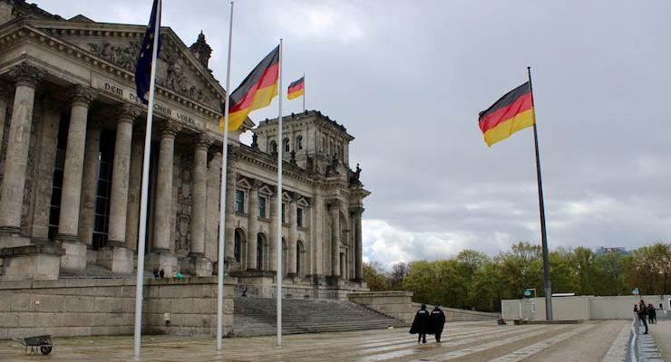 Reichstag, Berlin. Copyright Gretta Schifano