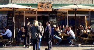 Shiso Burger, Berlin. Copyright Gretta Schifano