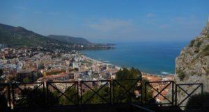 View of Cefalù, Sicily. Copyright Lorenza Bacino
