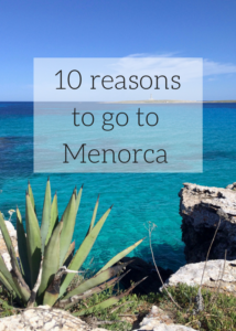 Menorca is a beautiful, unspoilt Spanish island in the Mediterranean, and it's a joy to explore and travel around. I loved my first trip there - here are my Menorca highlights, including some quirky facts and some great things to see and do there. Watch out for tortoises!