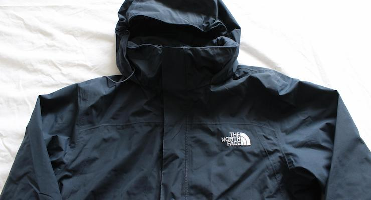 The North Face Sangro jacket. Copyright Gretta Schifano