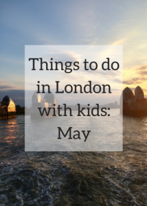 Ideas for top things to do in London with children and teenagers in May, including museums, exhibitions, festivals, theatre, days out and more. Click through for full details.