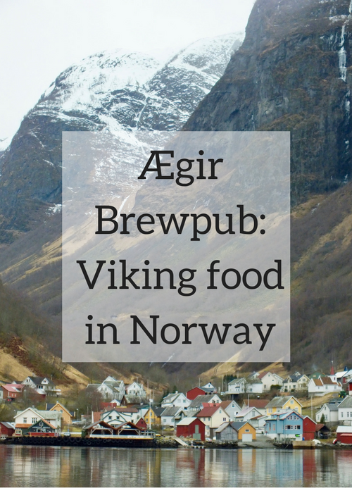 A review of Ægir Brewpub, an excellent craft brewery in Flåm in the Norwegian fjords which serves Viking food and craft beer. Click through for the full review.