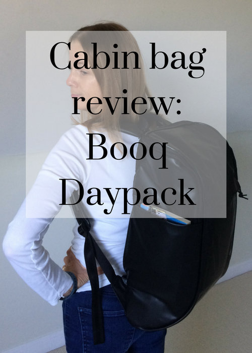 When choosing a compact cabin bag you need something which is lightweight, well-designed, and durable, and the Booq Daypack fits the bill. Click through for a full review of this bag, following a short-haul weekend break.
