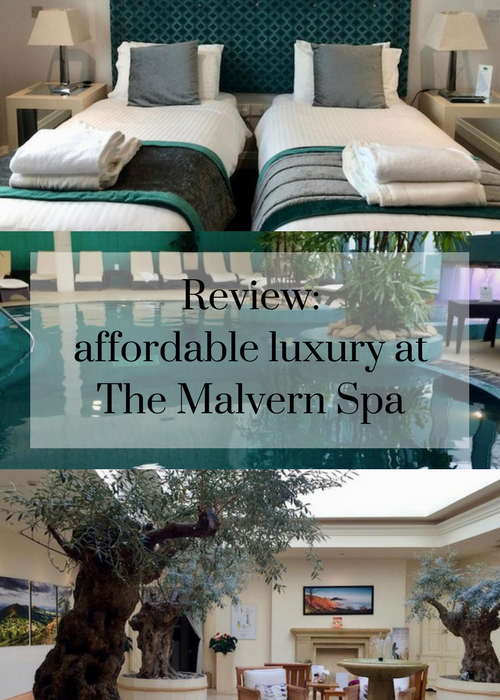 The Malvern Spa in Worcestershire, England, is a modern spa hotel in the Victorian spa town of Malvern. With a hotel, spa, health club, restaurant and indoor-outdoor pool it's a great place for a luxurious and affordable spa break - but it's only open to adults. Click through for the full review.