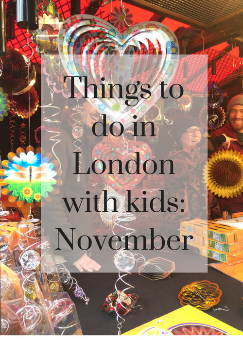Ideas for things to see and do in London for family trips with kids in November, from ice skating to festive shows to fairgrounds to festivals and more. November in London sees the Lord Mayor's Show, Remembrance Day, Bonfire Night, the UK's biggest free motor show, and so much more. Click through for full details of the best events and activities.