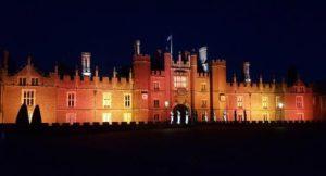 Hampton Court Palace. Copyright Cathy Winston Mummytravels.com