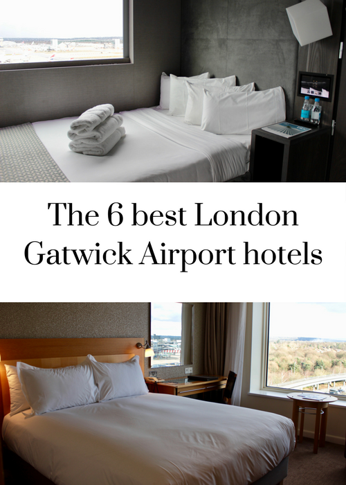 If you're looking for a hotel at London's Gatwick Airport, and you'd like to actually stay AT the airport, this post tells you what you need to know about the 6 hotels which are in or next to the North or South Terminal. The post tells you about rooms, parking, food & drink and includes video tours of some of the rooms as well as a rate guide. Click through for full details.
