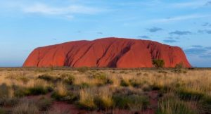 Ayers Rock, Australia. Image by Angelo Giordano.
