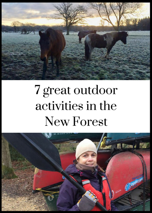 The New Forest in the South of England is a great place for an outdoor adventure. There's an excellent range of activities on offer, including horse riding, cycling, canoeing, walking, bushcraft, wildlife spotting and archery. Click through for details of the best outdoor activities available in the New Forest National Park.
