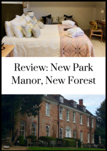 If you're looking for a luxury spa hotel in England's New Forest, then New Park Manor could be just what you're looking for. Besides the spa it has both indoor and outdoor swimming pools, and it's very family friendly. Click through for a full review, including a video tour.