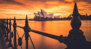 Sydney Opera House from Circular Quay, Sydney, Australia. Image by Liam Pozz on Unsplash