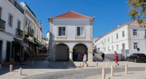 Slave Market, Lagos, Algarve, Portugal. Copyright Gretta Schifano