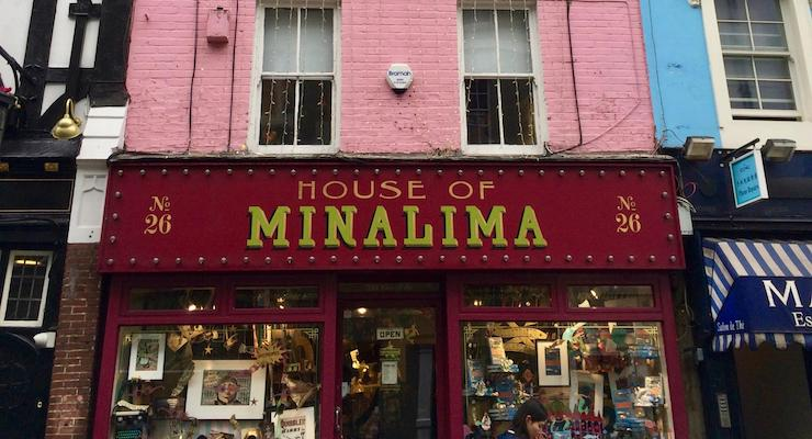 House of MinaLima, London. Copyright Gretta Schifano