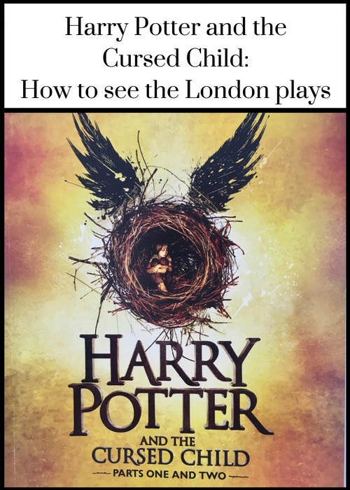 Advice on how to get tickets to see the two performances of Harry Potter and the Cursed Child at the Palace Theatre in London's West End, and tips on where to go between shows - click through for full details and a review of the shows (without spoilers). #HarryPotter