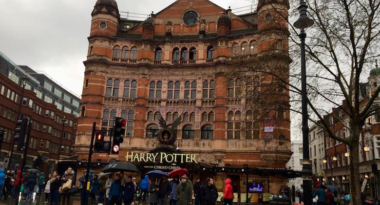 Palace Theatre, London. Copyright Gretta Schifano