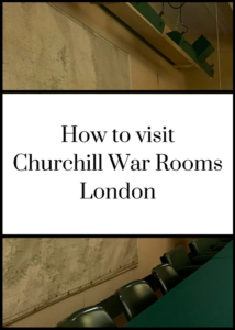 The Churchill War Rooms in London are where Churchill & his war cabinet planned and directed events during the Second World War. The rooms are now part of the Imperial War Museum and are open to the public to visit. There's also a Churchill Museum on the same site. Click through for a full review and details of how to visit this fascinating historic location.