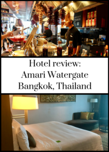 If you're looking for a luxury hotel in the centre of Bangkok, this could be the place for you. I stayed at the Amari Watergate for two nights with my husband and our teenage kids, and we all loved it. Click through for my full review and a short video to show you what it's like inside.