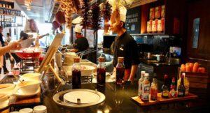 Breakfast at Amari Watergate Bangkok. Copyright Gretta Schifano