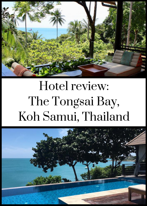 If you're looking for a peaceful five-star luxury beach hotel on the island of Koh Samui in Thailand, The Tongsai Bay is the place for you. Click through for a full review including accommodation, activities, facilities, beach, pool and food - including vegetarian and vegan options. With a brief video.