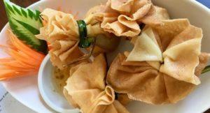 Toong Tong Taro, Thai cooking class, The Tongsai Bay. Copyright Gretta Schifano