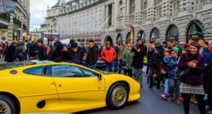 Copyright Regent Street Motor Show