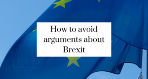How to avoid arguments about Brexit