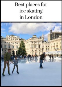 If you want to go ice skating in London, there are permanent ice rinks, open all year round, as well as temporary festive rinks which pop up during the winter months for Christmas and the New Year. Click through for details of the top places for ice skating in London