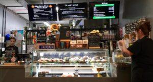 Cafe Thrive, Southampton. Copyright Gretta Schifano
