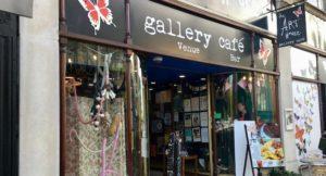 The Art House Cafe, Southampton. Copyright Gretta Schifano