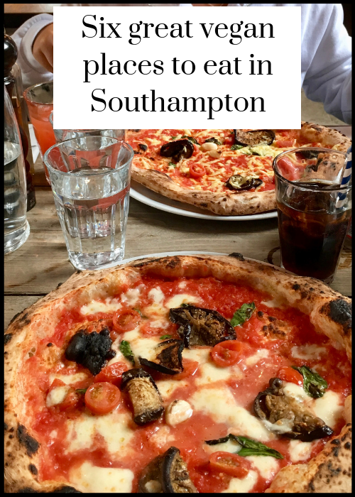 Recommended cafes, restaurants and pubs for vegan and vegetarian food in the city of Southampton, England. Click through for full details.