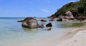 Crystal Bay, Koh Samui, Thailand. Copyright Gretta Schifano