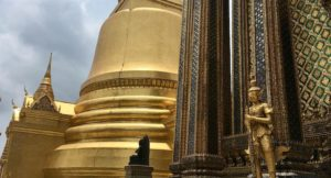 Wat Pho, Bangkok, Thailand. Copyright Gretta Schifano