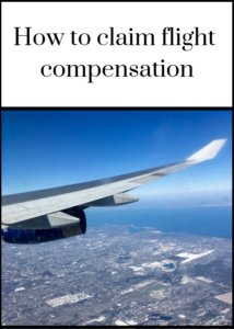 If your flight to or from Europe is cancelled and it's the airline's fault, you may be able to claim compensation. This happened to me with a flight from London to New York, and I did claim compensation, successfully. Click through for full details of how to do it.