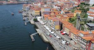 View of Porto, Portugal, copyright Gretta Schifano