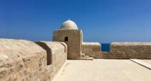 Mahdia Fort, Borj el-Kebir, Tunisia. Copyright Gretta Schifano