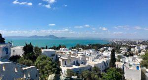 Sidi Bou Saïd, Tunisia. Copyright Gretta Schifano