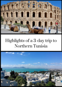 Highlights of a 3-day spring journey around Northern Tunisia, including El Jem, Sidi Bou Saïd, souks, Dar Zaghouan and traditional music and dancing. Click through for full details of journey and where to stay. #FamilyTunisia #DiscoverTunisia
