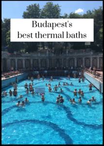 Budapest is a city built on thermal springs and there are bath houses all over the place. If you're visiting Hungary's capital it's great to go to one of the bath houses. They have indoor pools, outdoor pools, spas, saunas, steam rooms and more. Click through to discover the top thermal bath houses in Budapest, and what they're like.